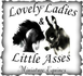 LOVELY LADIES AND LITTLE ASSES MINIATURE EQUINES